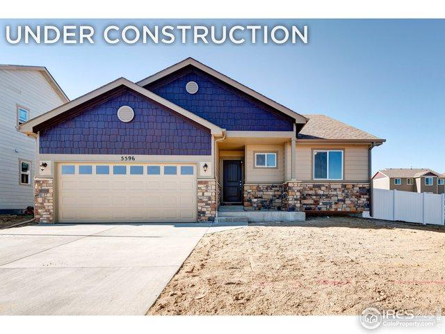 1289 Bakers Post St, Severance, CO 80550 (MLS #877932) :: The Lamperes Team