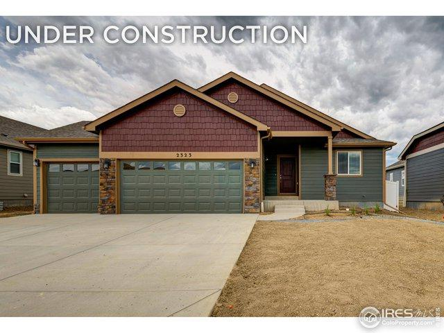 1296 Wild Basin, Severance, CO 80550 (MLS #877941) :: The Lamperes Team