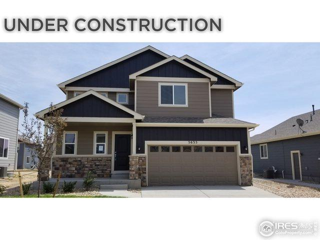 1287 Bakers Pass St, Severance, CO 80550 (MLS #877942) :: The Lamperes Team