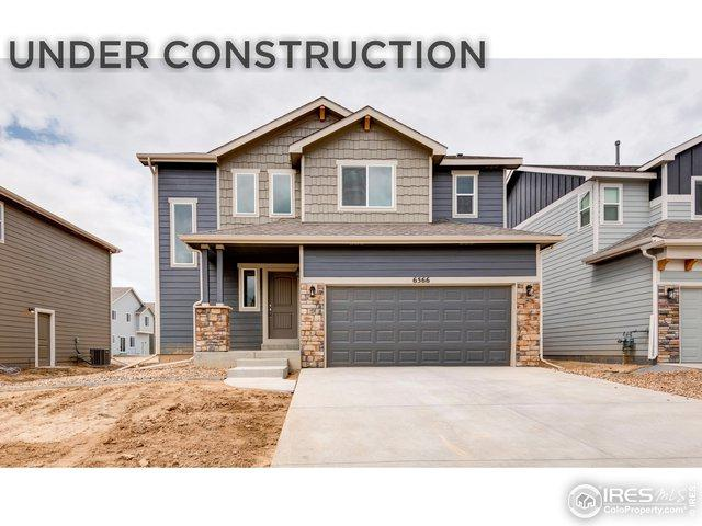1293 Bakers Pass St, Severance, CO 80550 (MLS #877946) :: The Lamperes Team
