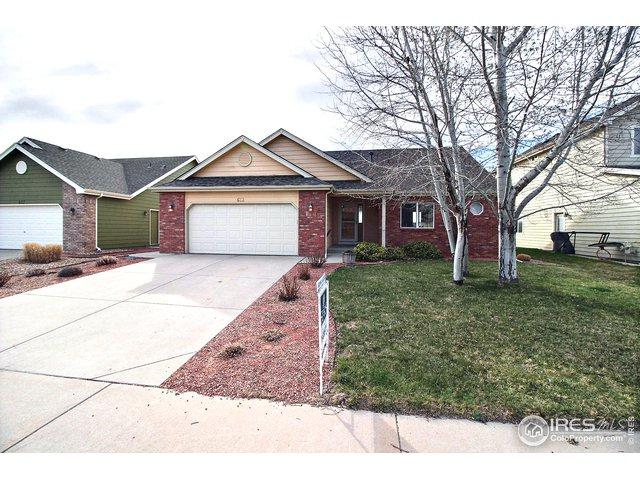 613 63rd Ave, Greeley, CO 80634 (#878033) :: My Home Team