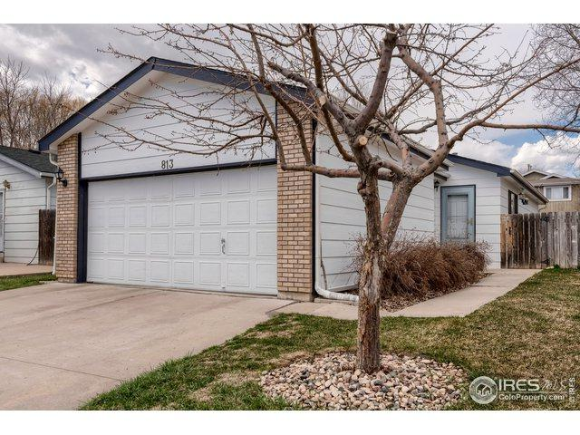 813 Madera Ct, Fort Collins, CO 80521 (MLS #878056) :: Sarah Tyler Homes