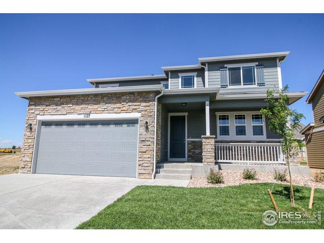 1127 103rd Ave Ct, Greeley, CO 80634 (MLS #878094) :: Bliss Realty Group