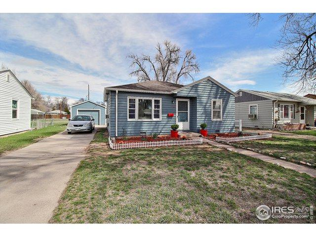 1705 6th St, Greeley, CO 80631 (MLS #878163) :: Kittle Real Estate