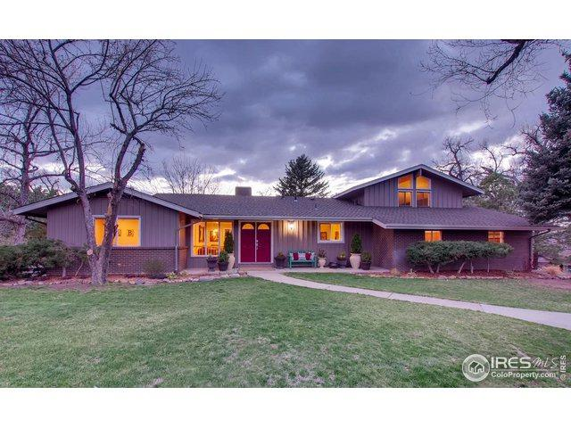 135 76th St, Boulder, CO 80303 (MLS #878287) :: The Bernardi Group at Coldwell Banker