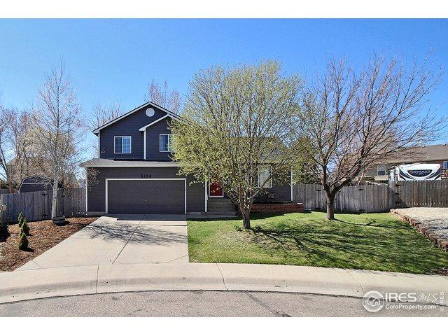 5136 W 15th St, Greeley, CO 80634 (MLS #878464) :: Downtown Real Estate Partners