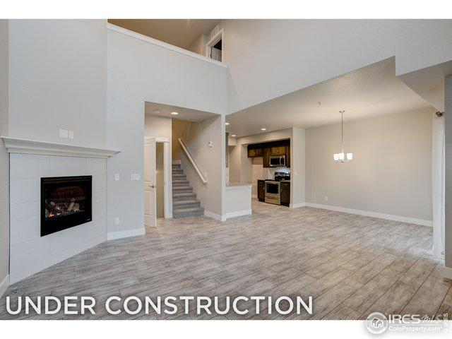 4125 Crittenton Ln #4, Wellington, CO 80549 (#878544) :: The Griffith Home Team