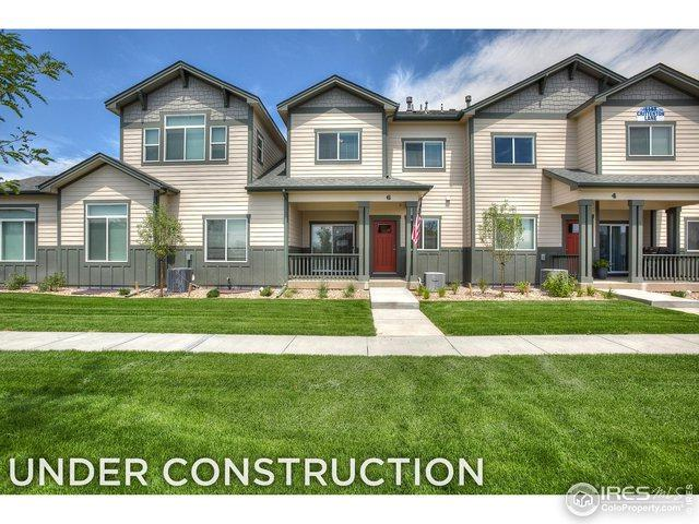 4125 Crittenton Ln #6, Wellington, CO 80549 (#878548) :: The Griffith Home Team