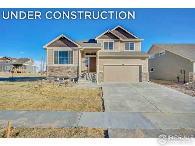 1002 Mt. Oxford Ave, Severance, CO 80550 (MLS #878653) :: Kittle Real Estate