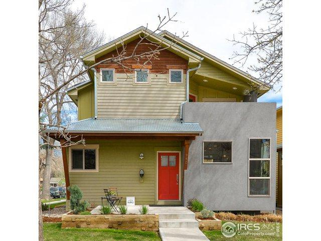 732 Maple St, Fort Collins, CO 80521 (MLS #879247) :: 8z Real Estate