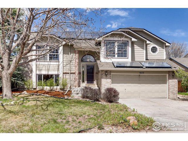 1672 Emerald St, Broomfield, CO 80020 (MLS #879259) :: 8z Real Estate