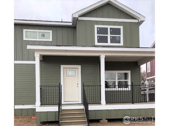 1547 Gard Dr, Loveland, CO 80537 (MLS #879485) :: 8z Real Estate
