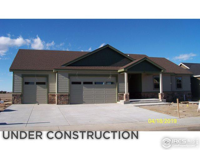 109 11th Ave, Wiggins, CO 80654 (MLS #879559) :: Kittle Real Estate