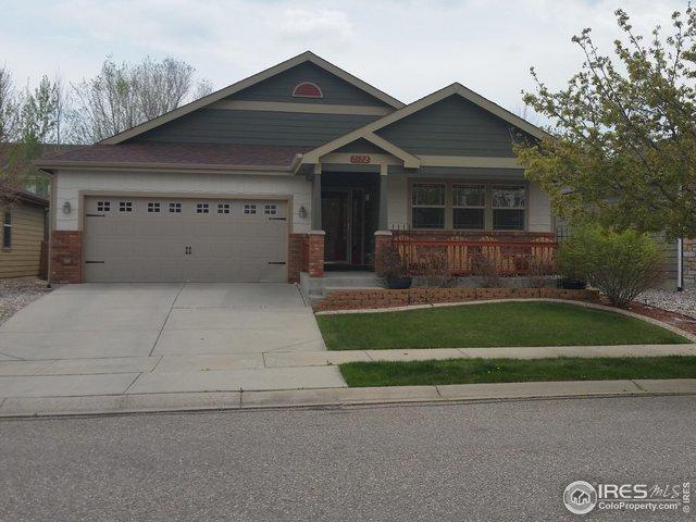 2322 Paonia St, Loveland, CO 80538 (MLS #879592) :: Sarah Tyler Homes
