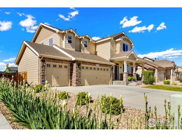 6392 Cloudburst Ave, Timnath, CO 80547 (MLS #879707) :: Kittle Real Estate