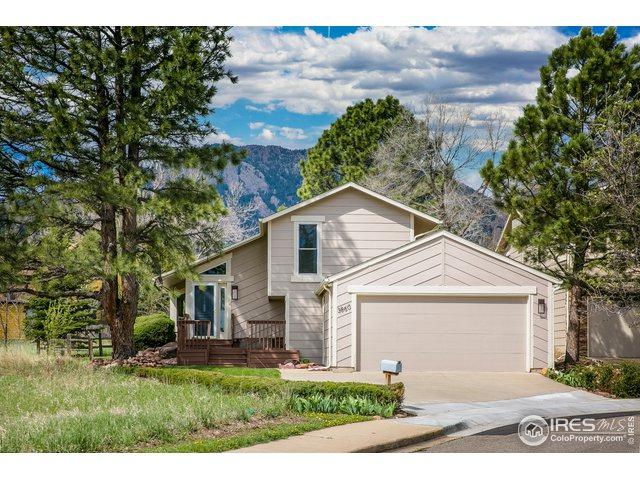 3860 Silver Plume Ln, Boulder, CO 80305 (MLS #879794) :: 8z Real Estate