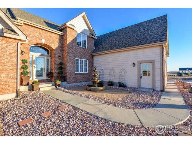 16491 Fairbanks Dr, Platteville, CO 80651 (MLS #880055) :: 8z Real Estate