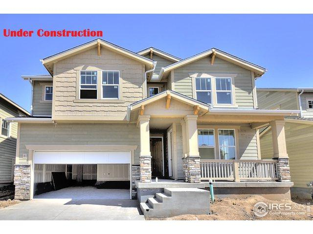 2926 Crusader St, Fort Collins, CO 80524 (#880063) :: The Griffith Home Team