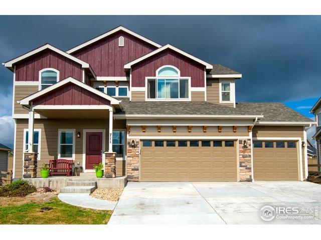 711 Canyonlands St, Berthoud, CO 80513 (MLS #880229) :: Kittle Real Estate