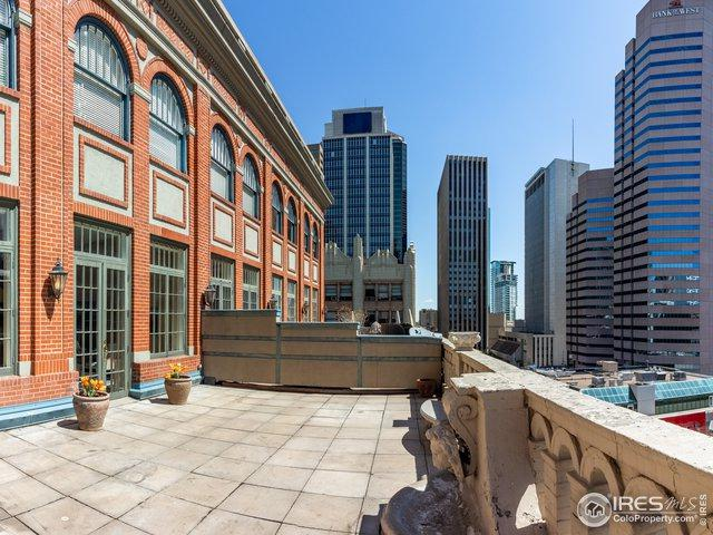 1555 California St #504, Denver, CO 80202 (MLS #880230) :: J2 Real Estate Group at Remax Alliance