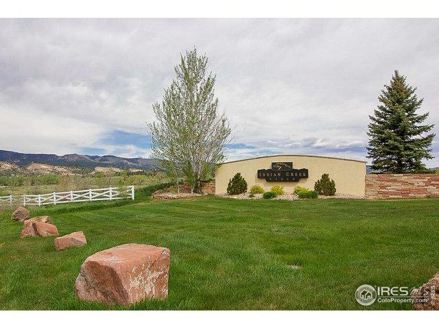 6 Indian Creek (Lot 6) Rd, Loveland, CO 80534 (#880286) :: James Crocker Team