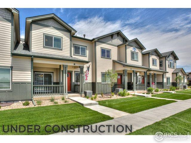 4125 Crittenton Ln #3, Wellington, CO 80549 (#880373) :: The Griffith Home Team