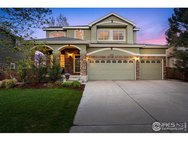 2539 Lilac Cir, Erie, CO 80516 (MLS #880491) :: Kittle Real Estate