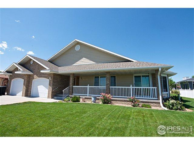 1002 Iris Dr, Sterling, CO 80751 (MLS #880637) :: J2 Real Estate Group at Remax Alliance