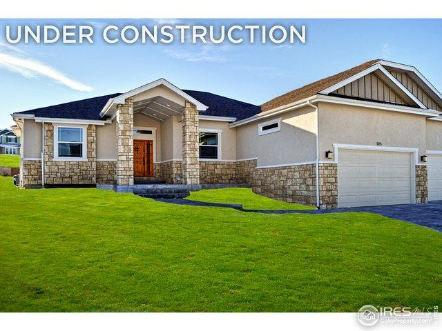 2545 Branding Iron Dr, Severance, CO 80524 (MLS #880966) :: HomeSmart Realty Group