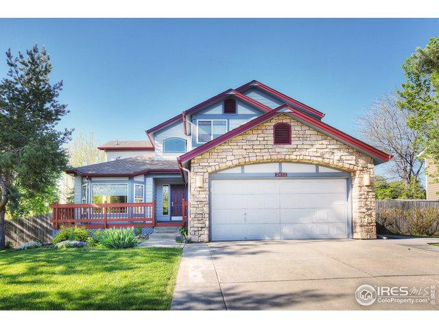 2452 Cana Ct, Lafayette, CO 80026 (MLS #880997) :: 8z Real Estate