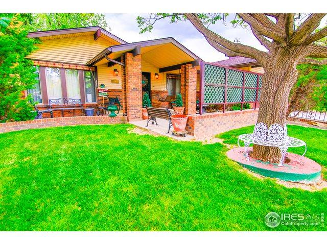 518 43rd Ave, Greeley, CO 80634 (MLS #881280) :: Kittle Real Estate