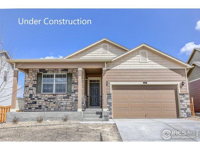 316 Central Ave, Severance, CO 80550 (MLS #881362) :: Kittle Real Estate