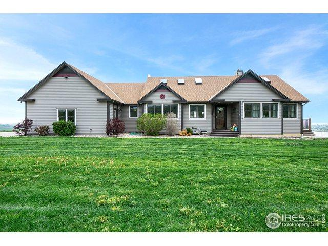 127 Shale Ridge Rd, Berthoud, CO 80513 (MLS #881618) :: 8z Real Estate