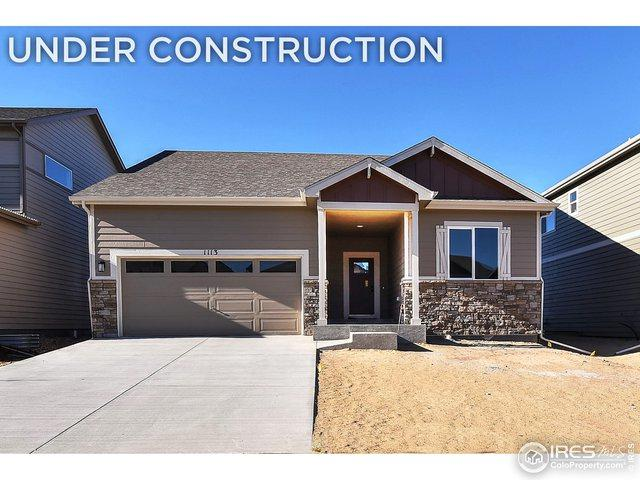1101 103rd Ave, Greeley, CO 80634 (MLS #881685) :: Bliss Realty Group