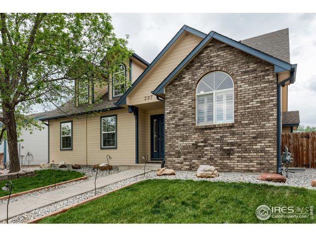 207 Lark Bunting Ave, Loveland, CO 80537 (MLS #881706) :: 8z Real Estate