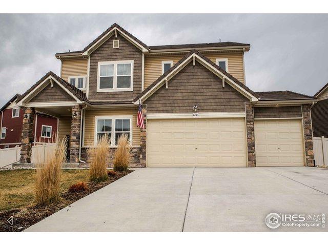 4843 Silverwood Dr, Johnstown, CO 80534 (MLS #881899) :: 8z Real Estate