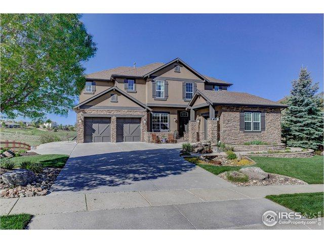 5004 Silver Feather Way, Broomfield, CO 80023 (MLS #882072) :: Hub Real Estate