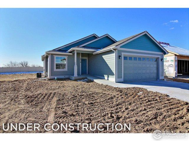 3615 Poppi Ave, Evans, CO 80620 (MLS #882118) :: 8z Real Estate