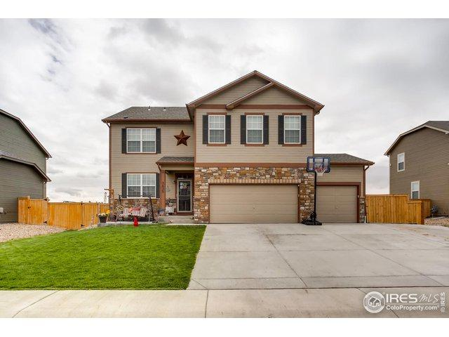 3635 Torch Lily St, Wellington, CO 80549 (MLS #882148) :: Tracy's Team