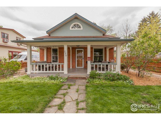 330 S Loomis Ave, Fort Collins, CO 80521 (MLS #882338) :: 8z Real Estate