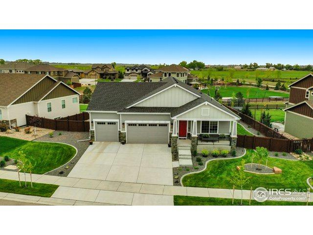 6020 Yellowtail St, Timnath, CO 80547 (MLS #882935) :: Kittle Real Estate