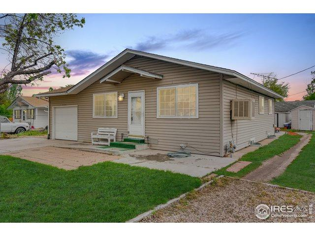 904 Vine St, Gilcrest, CO 80623 (MLS #883230) :: 8z Real Estate