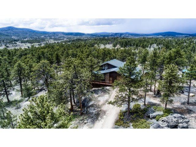 1170 Tesuque Trl, Red Feather Lakes, CO 80545 (MLS #883391) :: Kittle Real Estate