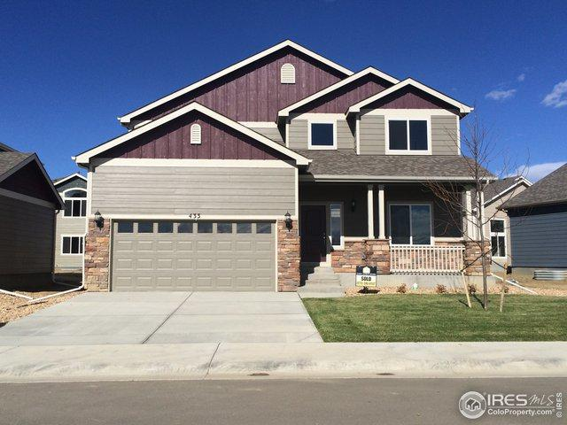 1854 Castle Hill Dr, Windsor, CO 80550 (MLS #883420) :: Bliss Realty Group