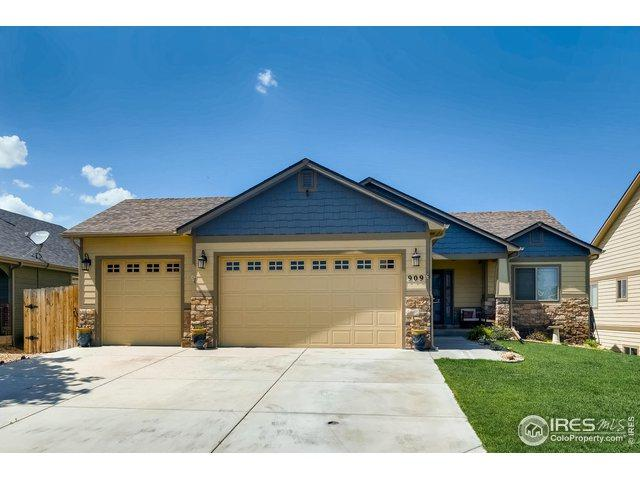 909 Dove Hill Rd, La Salle, CO 80645 (MLS #883482) :: 8z Real Estate
