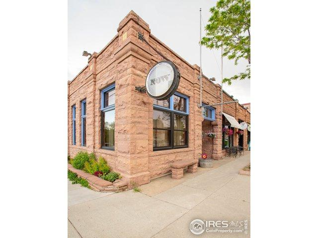 401 Main St, Lyons, CO 80540 (MLS #883553) :: J2 Real Estate Group at Remax Alliance