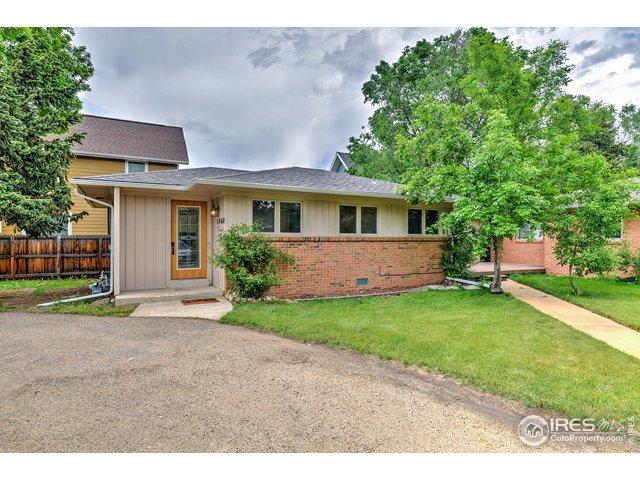 1468 55th St #1, Boulder, CO 80303 (MLS #883580) :: Hub Real Estate