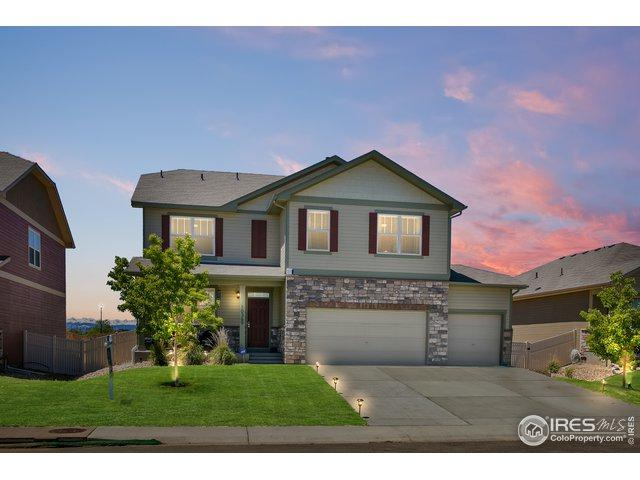 10369 Stagecoach Ave, Firestone, CO 80504 (MLS #883726) :: 8z Real Estate
