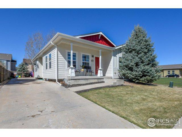 839 Cliffrose Way, Severance, CO 80550 (MLS #884619) :: June's Team