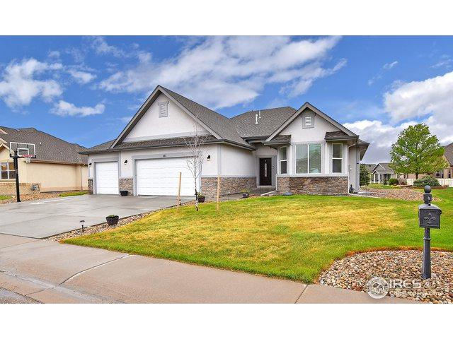26 S Mountain View Dr, Eaton, CO 80615 (MLS #884783) :: June's Team